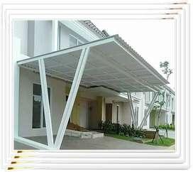 Perlu Tukang/Jasa Folding Gate, Teralis, Pagar, Tangga, Canopy,  Las,