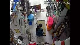 Cari perempuan kerja laundry