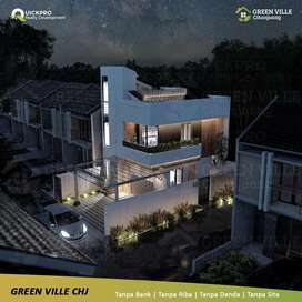 Cozy Homes Design Mewah di Green Ville CHJ Only 990jt All-in