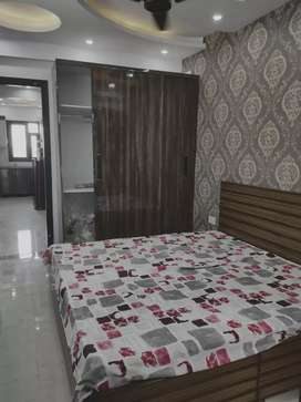 2bhk flat for rent. good location gated community with 24×7 security