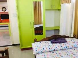 2 BHK fully furnished apartment kakkanad