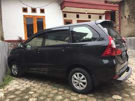 Toyota avanza type G manual 2015