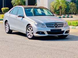 Mercedes-Benz  C 220 CDi 2014 Well Maintained