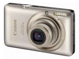 Canon 2015 Ixus Model Brand New Condition even used by oy 2 or 3 times