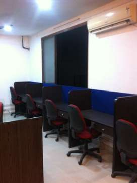 1500 Sq.ft Furnished Office Space Located In Law College Road