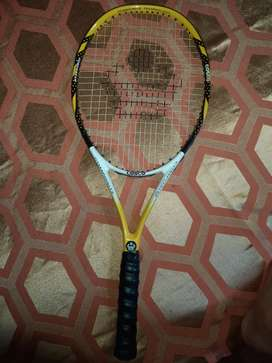 New cosco lawn tennis racket in new condition