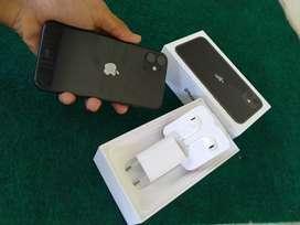 iPhone 11 128GB Hitam ( Garansi Aktiv ) New