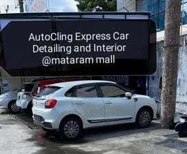 Salon Mobil Dan nterior AutoCling JOK MOBIL SEMI PATENT@Mataram mall
