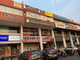 Shop for rent very reasonable price Model Town near Freinds Medical