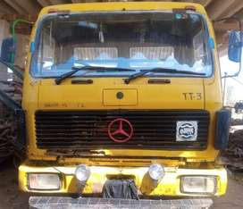 Sale Mercedes Tractor 1625 with Trailer 40ft