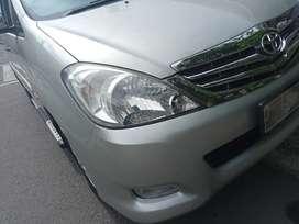 Innova diesel G 2009 istimewa di Yogyakarta