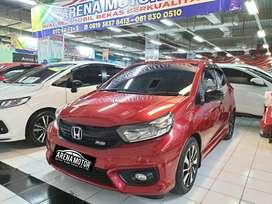Honda Brio 1.2 RS Matic 2019 Two Tone Colour Barang Super Istimewah