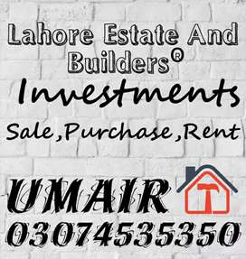 10 marla lower lock upper portion for rent in Wapda town,Lahore