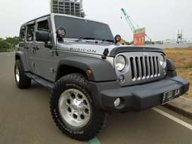 Rubicon Wrangler jeep 2014/2015 Low Kilometer 4 Doors
