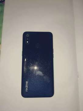 REALME 3 in new like condition and with in warranty peroid