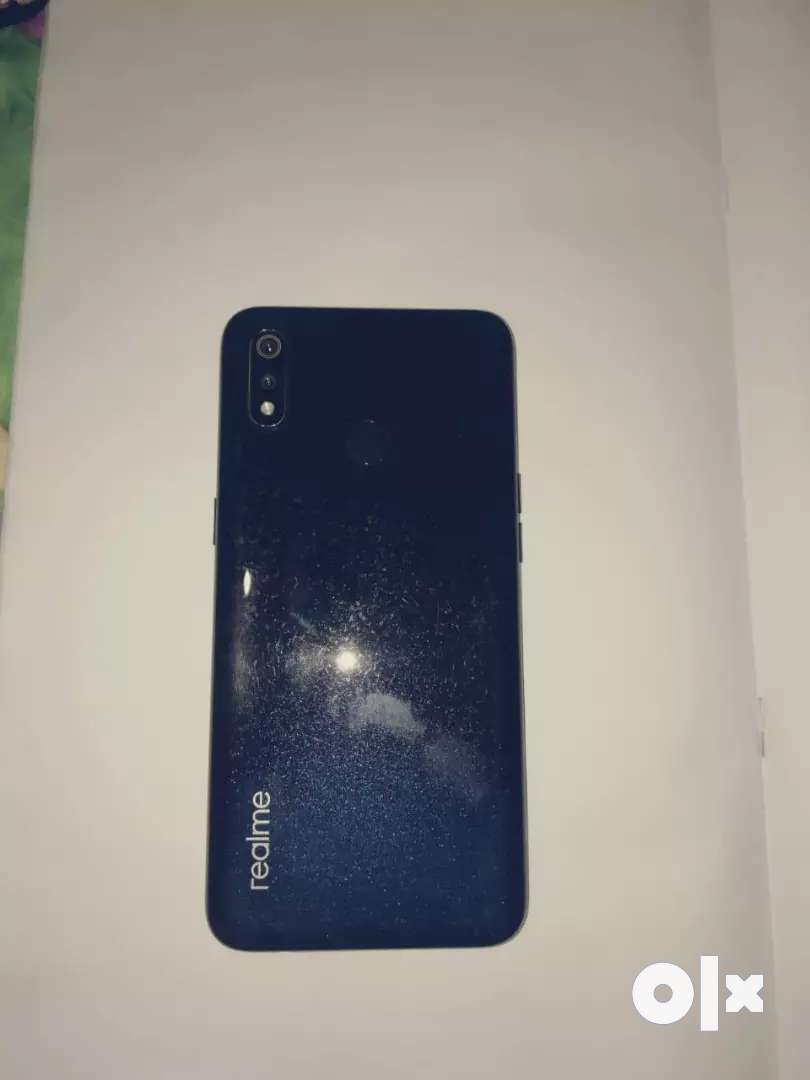 REALME 3 in new like condition and with in warranty peroid 0