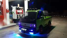 Suzuki Carry 10 / Carry 1000 custom full upgrade