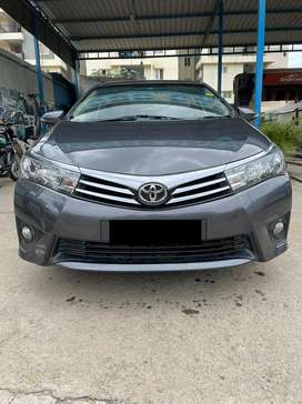Toyota Corolla Altis 2014 Automatic Petrol Good Condition