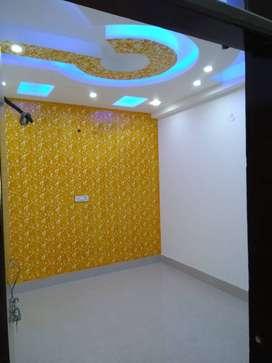 New built 1 bhk builder floor in uttam nagar west with bike parking