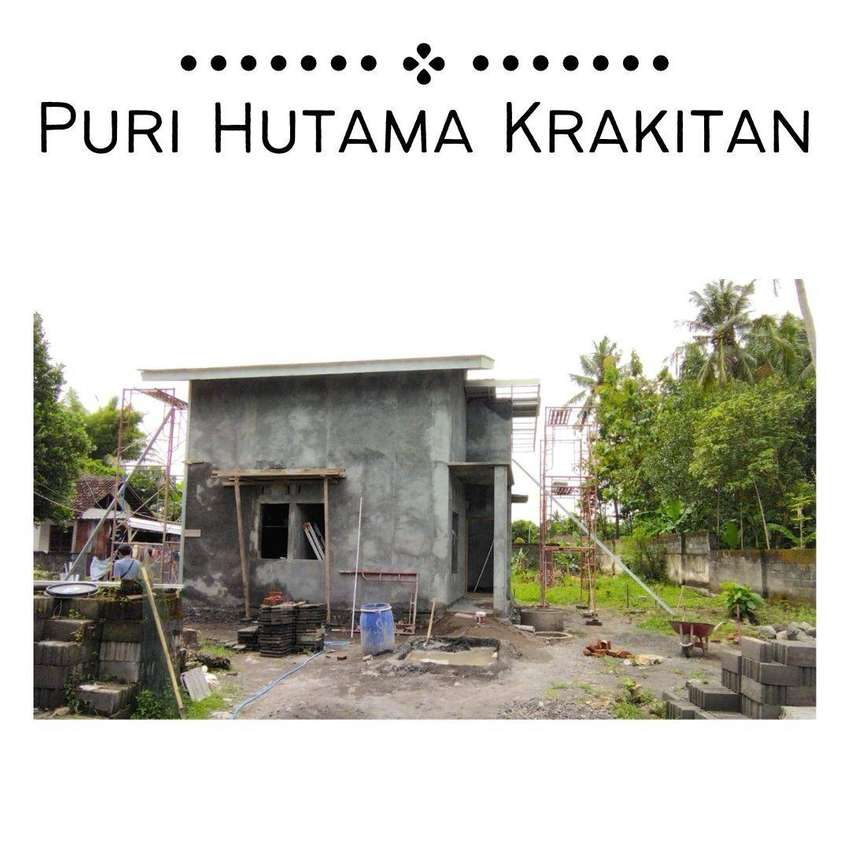 Rumah Murah Akses Mudah Siap Bangun Rumah Type 36 Kota Bantul
