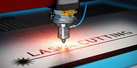 Laser cutting services Make LED sign board,Name plates, engraving etc.