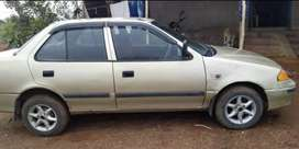 Exchange available good condition car