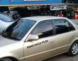 Promo pasang kaca film 3M auto film Di mobil agan gan semha