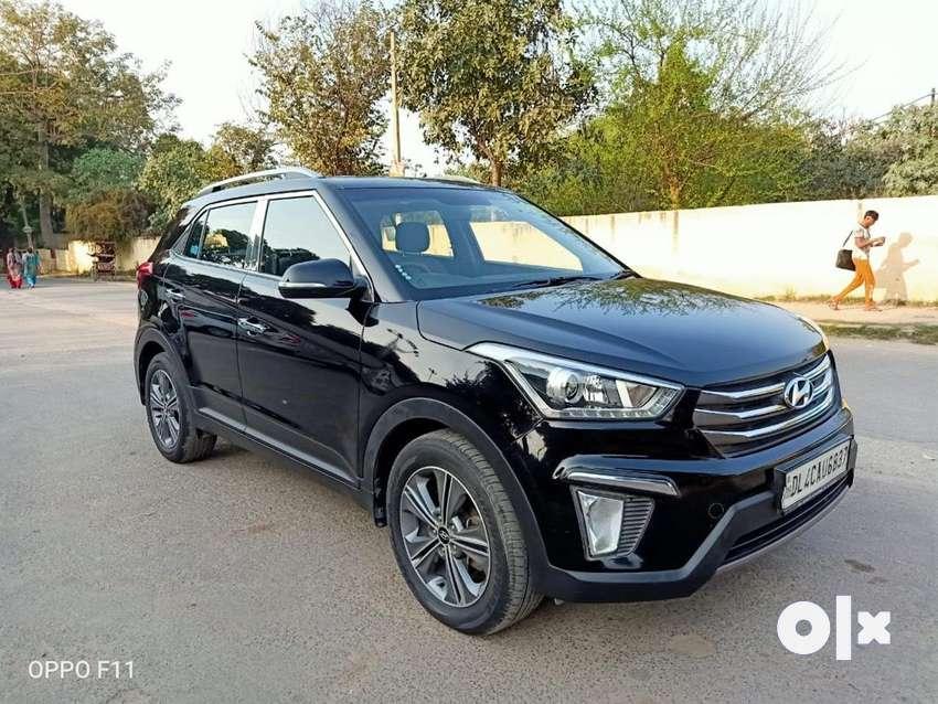 Hyundai Creta 1.6 SX Automatic, 2016, Diesel 0