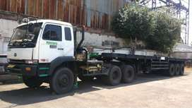 Truck Trailer UD Truck Nissan CWM 432 MHRA