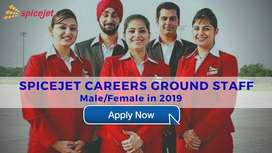 Airport Ground staff Need /Urgent bases update your Resume