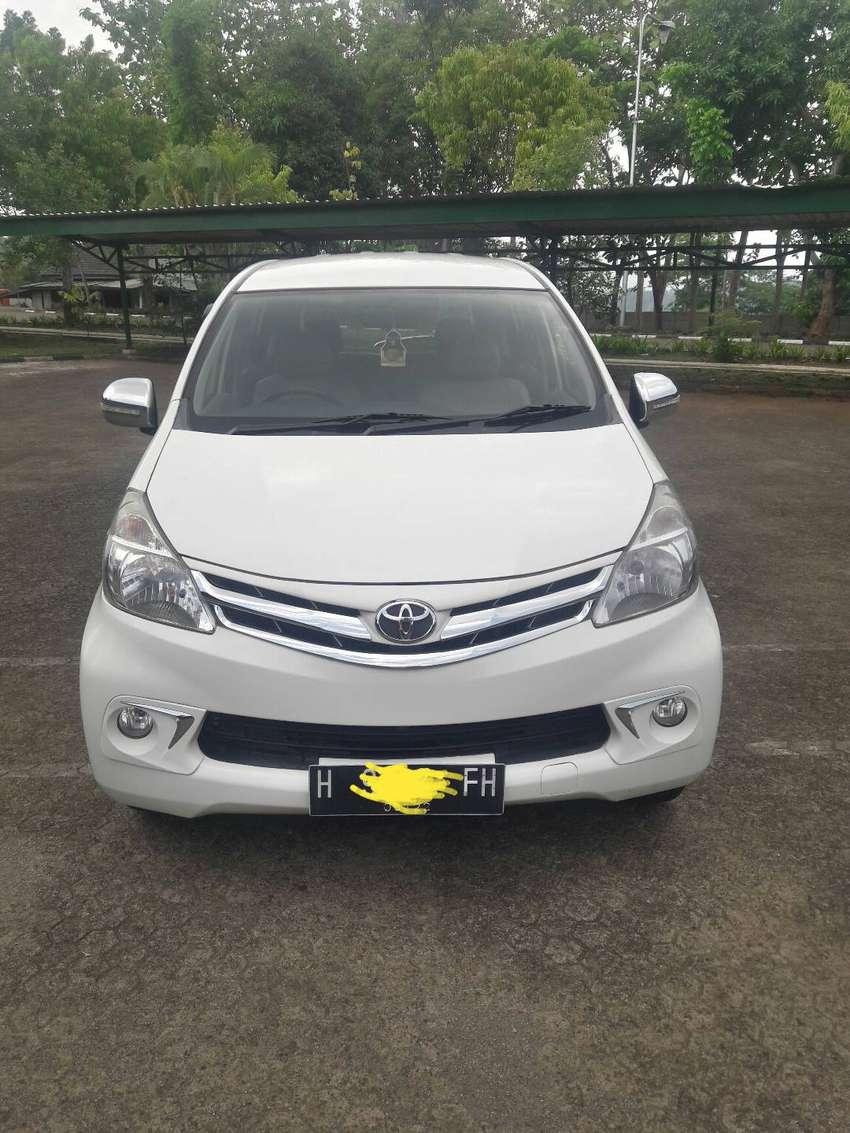 Dijual Mobil Toyota Avanza tahun 2012 0