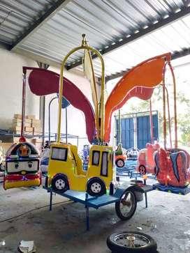 wahana odong odong mainan kuda animal ride komedi safari