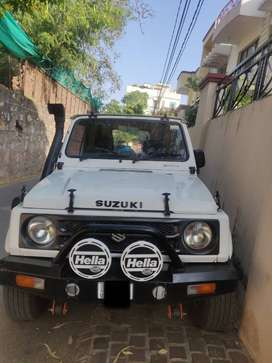 Maruti Suzuki Gypsy 2009 Petrol Well Maintained