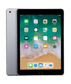 iPad 6th generation 32gb wifi