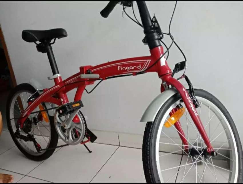 Sepeda Lipat Finguard 20