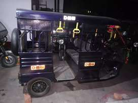 DMW e rikshawa Car Staring Model