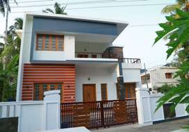 5 Cent 1800 Sqft 3BHK 2 Story Brand New Villa For Sale,Mundur,Thrissur