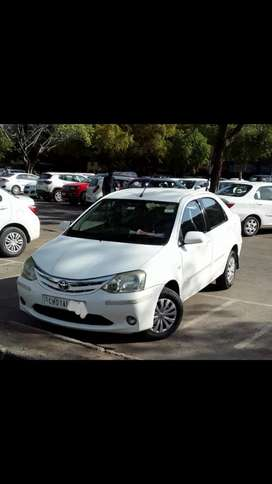 etios diesel with company record
