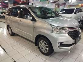 Toyota Avanza 1.3 G Manual MT 2016 Silver Bisa DP Minim dan Berhadiah