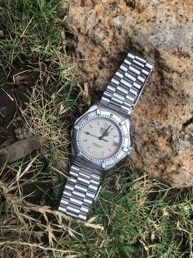 Tag heuer proffesional refference series 962.206-2 Original