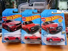 Hotwheels Audi RS Coupe Mazda Repu BMW M2