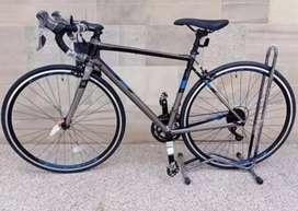 Sepeda Balap RB Polygon Strattos S2 2021 Ukuran S Baru Murah