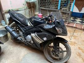 R15 bike version 1, very good condition, I am 2nd owner of this bike
