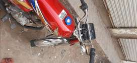Honda 125 for sale orignal numbar plate and complite docomits 10by10