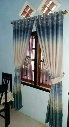 Curtain Korde Vitrase Gordeng Hordeng Gorden Gordyn Blinds 640