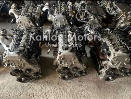Engine for cars (Used)
