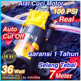 Alat Steam Mesin Cuci Motor & Mobil Jet Cleaner - OSAKA 100