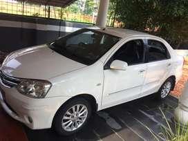 Toyota Etios 2011