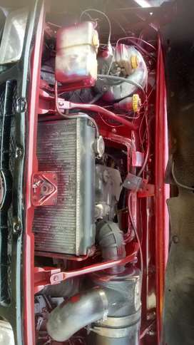 407 Turbo, used for broiler chicken trade