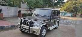 Mahindra Bolero 2001-2010 VLX 2WD BSIII, 2010, Diesel